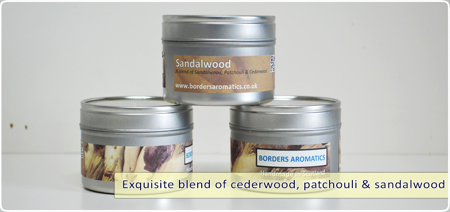 Sandalwood Travel Tin