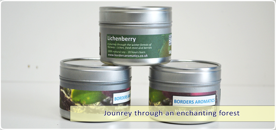 Lichenberry Travel Tin
