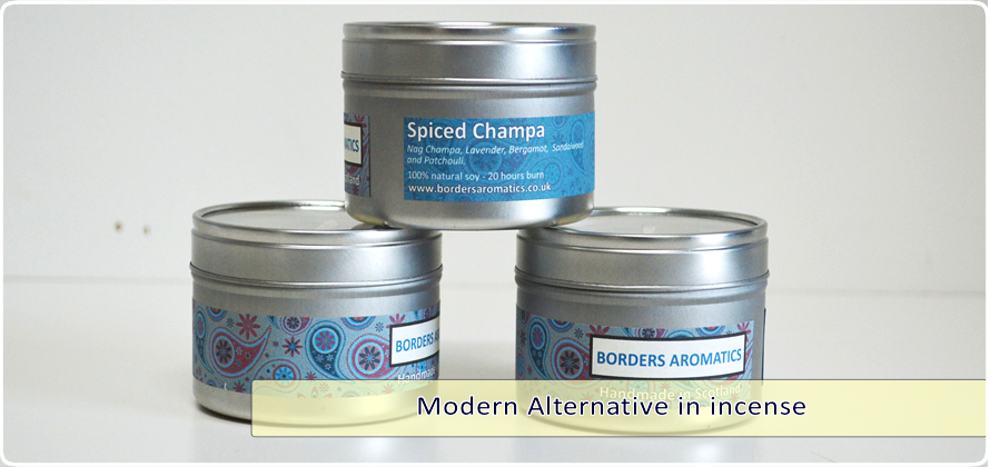 Spiced Champa Travel Tin