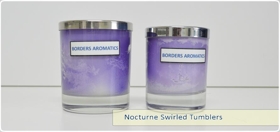 Nocturne Swirled Tumblers