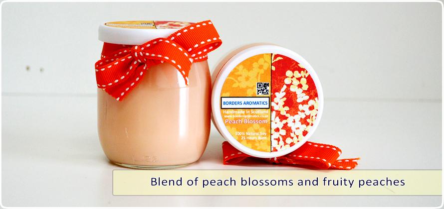Peach Blossom Pot