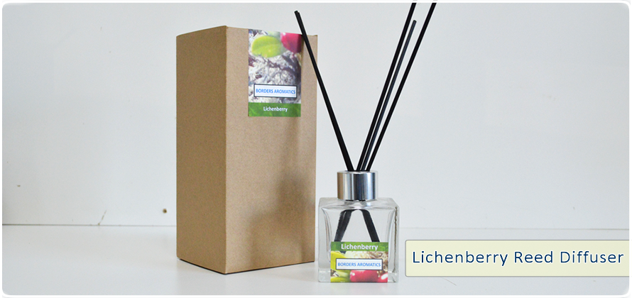 Lichenberry Reed Diffuser