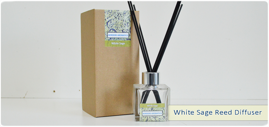 White Sage Reed Diffuser