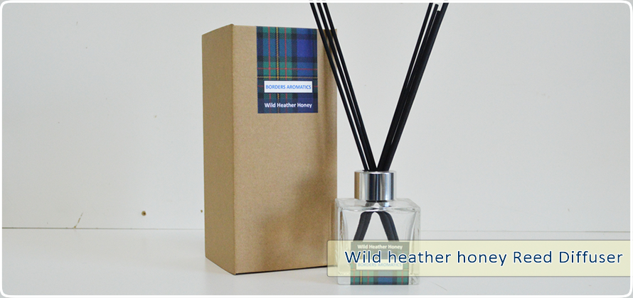 Wild Heather and Honey Reed Diffuser