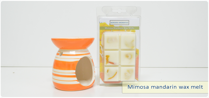 Mimosa & Mandarin Wax Melts