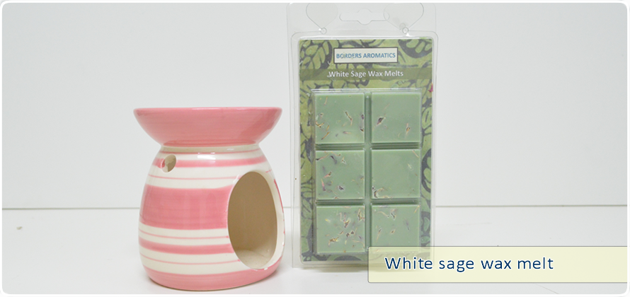 White Sage Wax Melts